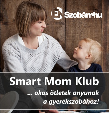 ÉnSzobám.hu Smart Mom Klub